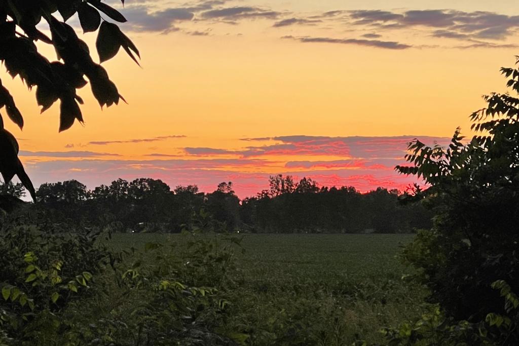 Sunset Kankakee IL